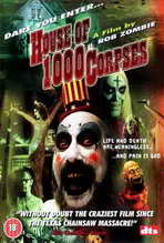 House of 1000 Corpses - 27 x 40 Movie Poster - Style B