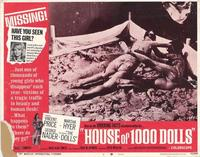 House of 1000 Dolls - 11 x 14 Movie Poster - Style C