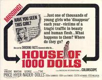 House of 1000 Dolls - 11 x 14 Movie Poster - Style A