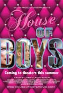 House of Boys - 11 x 17 Movie Poster - Canadian Style A
