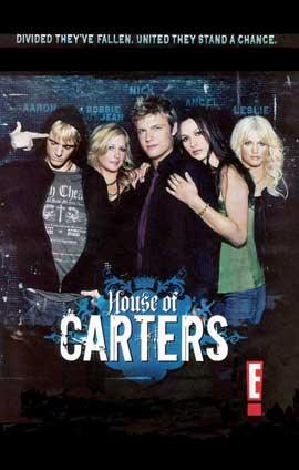 House of Carters - 11 x 17 TV Poster - Style A