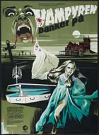 House of Dark Shadows - 11 x 17 Movie Poster - Danish Style A