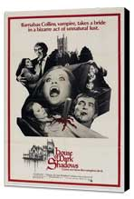 House of Dark Shadows - 11 x 17 Movie Poster - Style D - Museum Wrapped Canvas