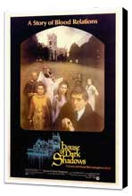 House of Dark Shadows - 27 x 40 Movie Poster - Style A - Museum Wrapped Canvas