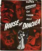 House of Dracula - 11 x 17 Movie Poster - Style E