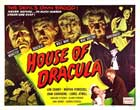 House of Dracula - 22 x 28 Movie Poster - Half Sheet Style B