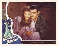 House of Dracula - 11 x 14 Movie Poster - Style C