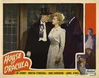 House of Dracula - 11 x 14 Movie Poster - Style I