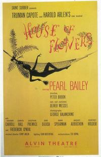 House Of Flowers (Broadway) - 11 x 17 Poster - Style A