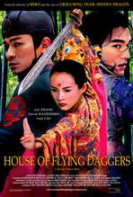 House of Flying Daggers - 27 x 40 Movie Poster - Style A