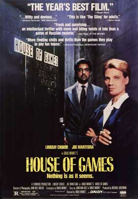 House of Games - 11 x 17 Movie Poster - Style A