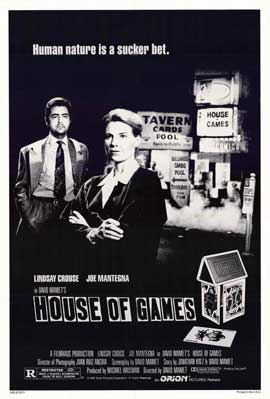 House of Games - 11 x 17 Movie Poster - Style B
