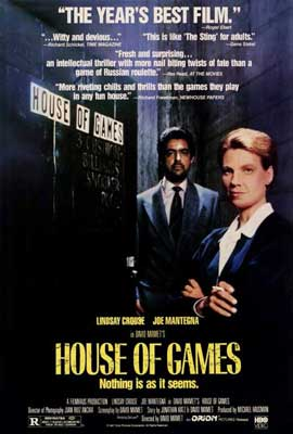 House of Games - 27 x 40 Movie Poster - Style A