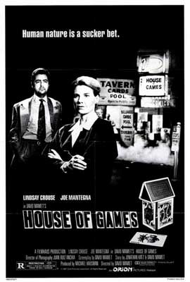 House of Games - 27 x 40 Movie Poster - Style B