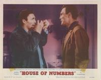House of Numbers - 11 x 14 Movie Poster - Style A