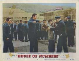 House of Numbers - 11 x 14 Movie Poster - Style D