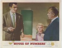 House of Numbers - 11 x 14 Movie Poster - Style E