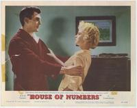 House of Numbers - 11 x 14 Movie Poster - Style F