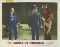 House of Numbers - 11 x 14 Movie Poster - Style C