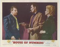 House of Numbers - 11 x 14 Movie Poster - Style H