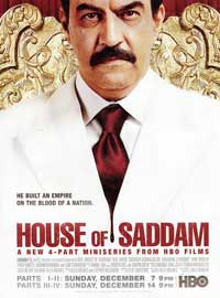 House of Saddam - 43 x 62 Movie Poster - Bus Shelter Style A