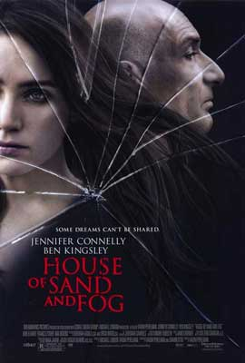 House of Sand and Fog - 27 x 40 Movie Poster