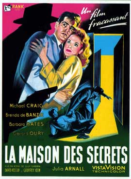 House of Secrets - 11 x 17 Movie Poster - French Style A