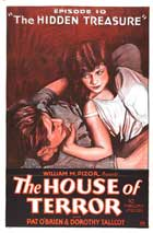 House of Terror - 11 x 17 Movie Poster - Style B