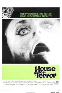 House of Terror - 11 x 17 Movie Poster - Style A