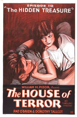 House of Terror - 27 x 40 Movie Poster - Style B