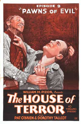 House of Terror - 11 x 17 Movie Poster - Style D