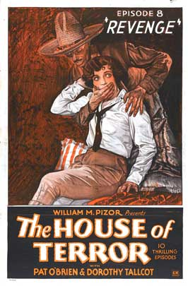 House of Terror - 11 x 17 Movie Poster - Style C