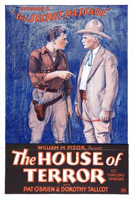 House of Terror - 27 x 40 Movie Poster - Style F