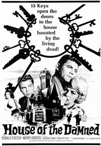 House of the Damned - 11 x 17 Movie Poster - Style A