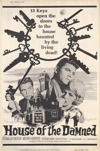 House of the Damned - 27 x 40 Movie Poster - Style A