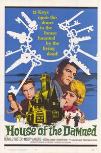 House of the Damned - 27 x 40 Movie Poster - Style B