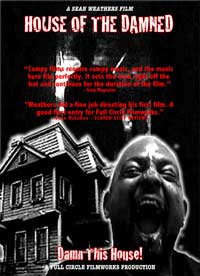 House of the Damned - 43 x 62 Movie Poster - Bus Shelter Style A