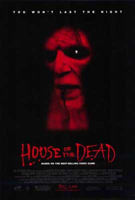 House of the Dead - 27 x 40 Movie Poster - Style A