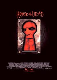 House of the Dead - 27 x 40 Movie Poster - Style B
