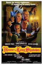 House of the Long Shadows - 11 x 17 Movie Poster - Style A