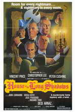 House of the Long Shadows - 27 x 40 Movie Poster - Style A