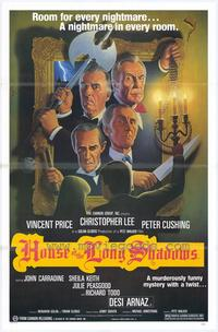 House of the Long Shadows - 43 x 62 Movie Poster - Bus Shelter Style A