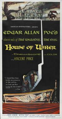 House of Usher - 11 x 17 Movie Poster - Style B