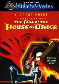 House of Usher - 27 x 40 Movie Poster - Style C