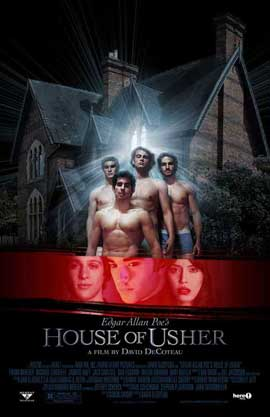 House of Usher - 11 x 17 Movie Poster - Style A