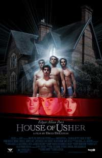 House of Usher - 43 x 62 Movie Poster - Bus Shelter Style A