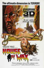 House of Wax - 27 x 40 Movie Poster - Style B