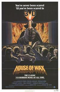 House of Wax - 11 x 17 Movie Poster - Style C