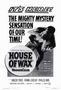 House of Wax - 11 x 17 Movie Poster - Style H