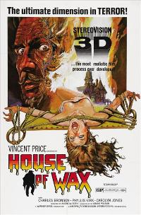House of Wax - 43 x 62 Movie Poster - Bus Shelter Style B